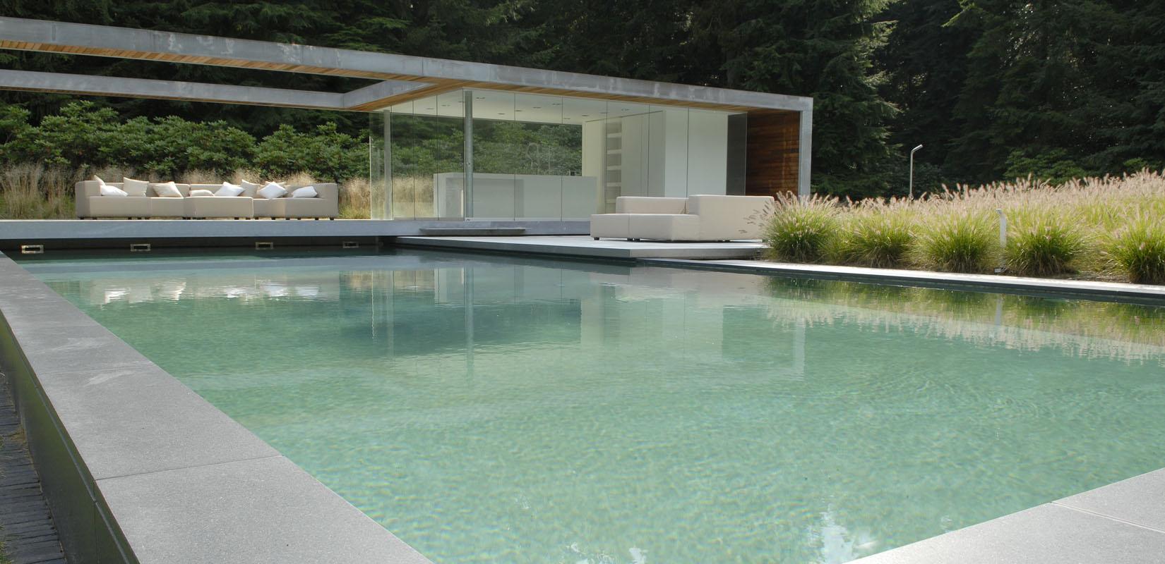 Villatuin in noord holland andrew van egmond - Omgeving zwembad ontwerp ...